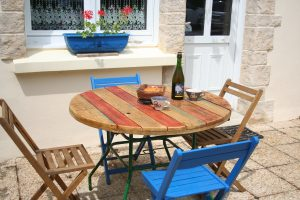 table terrasse